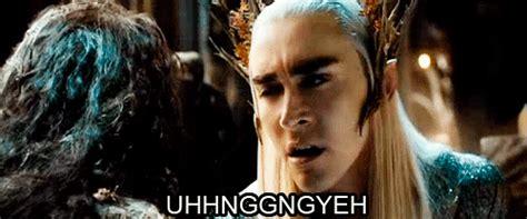the hobbit gifts thranduil gifs wifflegif