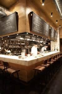 kitchen design for restaurant best 25 open kitchen restaurant ideas on