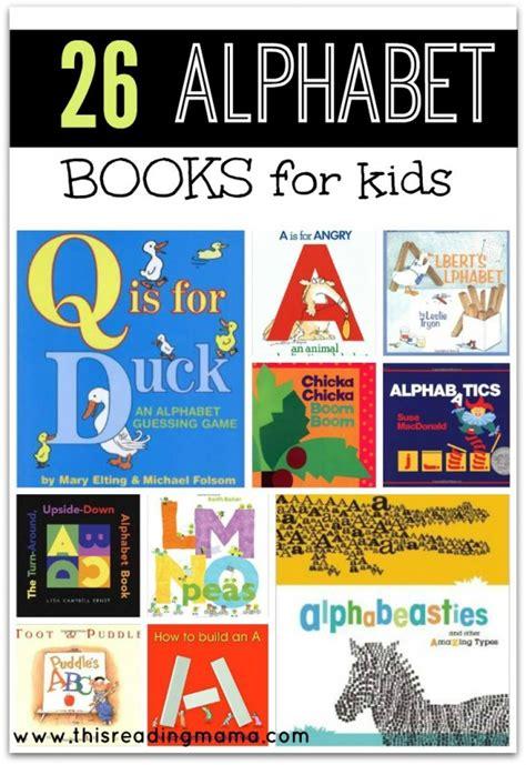 alphabet picture book alphabet books for