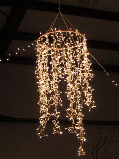 string lights diy 30 cool string lights diy ideas hative