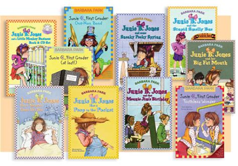 pictures of junie b jones books junie b jones a definite for the don t read list