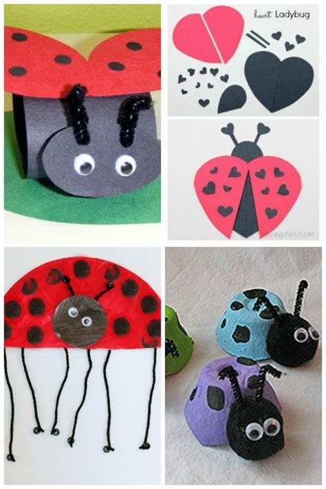 ladybug craft projects ladybug craft ideas housing a forest