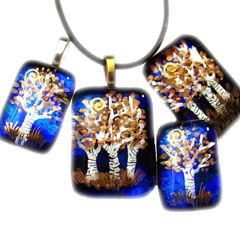 how to make dichroic glass jewelry at home sandi pointe library of collections