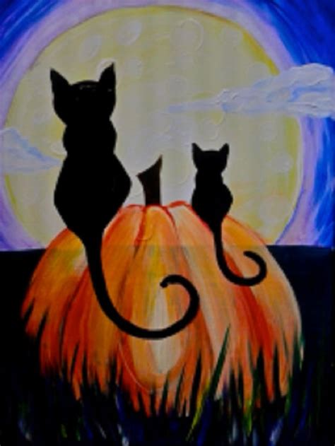 paint nite livermore 1000 images about spooky paintings on
