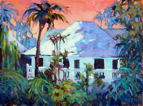 key west painting painting in key west trisha