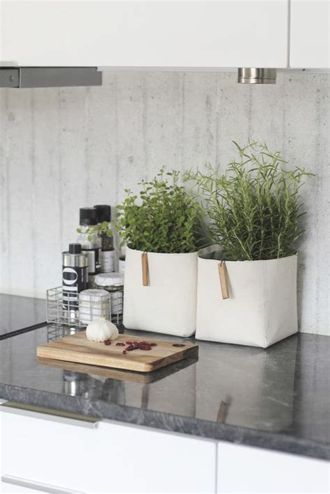 Thyme In Your Kitchen by 10 Techniques To Style Your Kitchen Counter Like A Pro