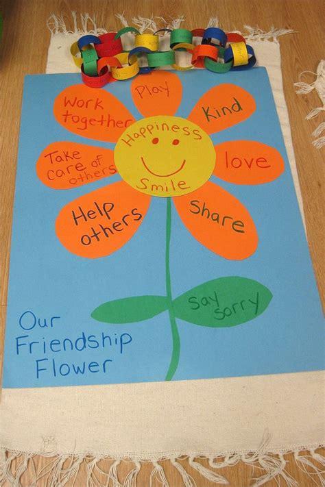 friendship crafts for 25 best ideas about preschool friendship activities on