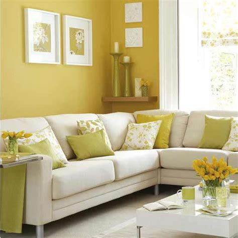 yellow living room why should i paint my living room yellow