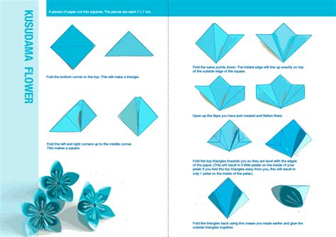 How To Do An Origami Flower Point