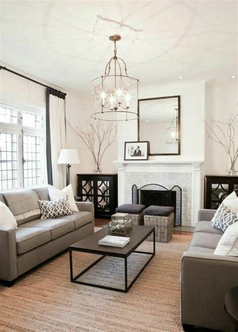 Livingroom Inspiration einrichtungsideen f 252 rs wohnzimmer schlichte und elegante