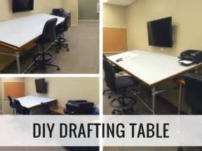 build drafting table diy drafting table built with kee kl