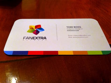what makes a great business card great business cards our new business cards courtesy of