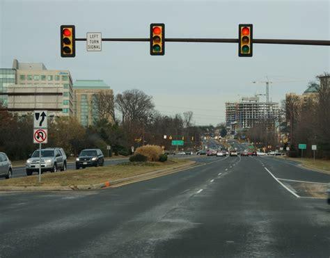 va lights reston 2020 developers should pay for wider roads