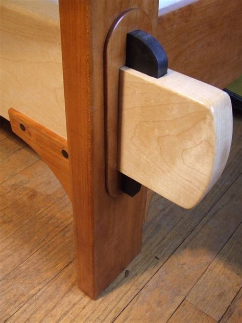 woodworking projects bed frame bed frame finewoodworking