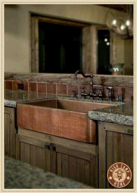 rustic kitchen sink kitchen sink rustic copper kitchen sink kitchen
