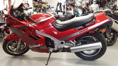 1992 Suzuki Katana 750 by 1100 Katana Suzuki Motorcycles For Sale