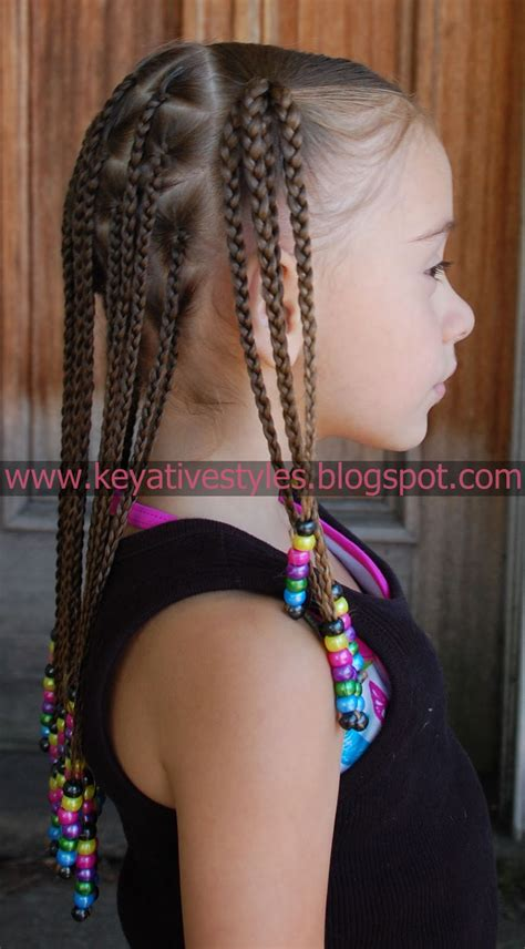 how to put on braids with a beader keyative styles box braids with floating