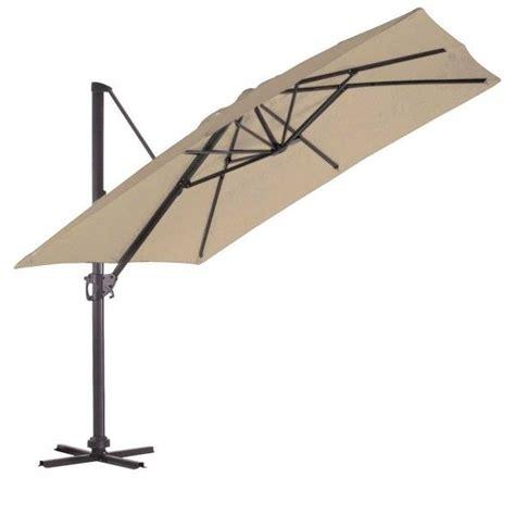 parasol d 233 port 233 pas cher r 233 ctangulaire inclinable badaboum store pour jardin
