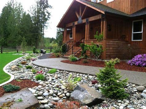rock garden landscaping ideas 25 best ideas about landscaping on