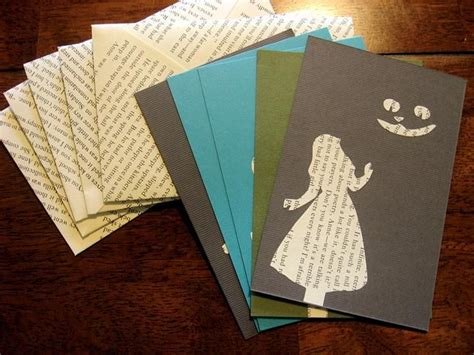how to make a book card 17 best ideas about book pages on book