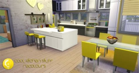 Home Design Cheats cool kitchen stuff recolors at jorgha haq 187 sims 4 updates
