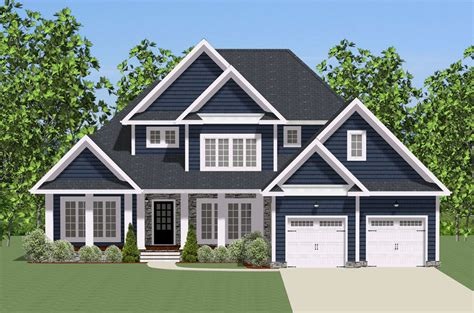 home plans with porches traditional house plan with wrap around porch 46293la architectural designs house plans