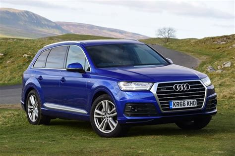 Audi Suv Q7 Price by Audi Q7 Suv From 2015 Used Prices Parkers