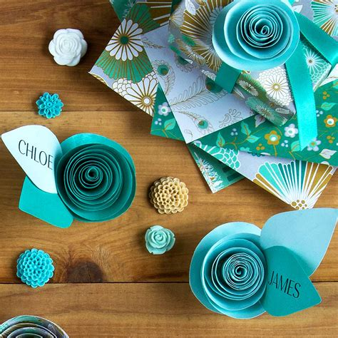 rolled paper crafts rolled paper flower