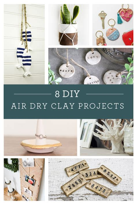 air clay projects crafts how to diy your own faux coral monthly diy challenge