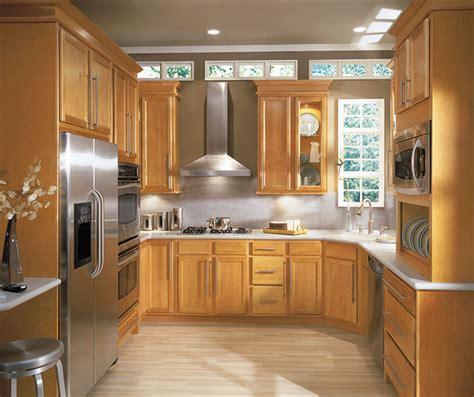 kitchen cabinets in light kitchen cabinets in birch wood aristokraft