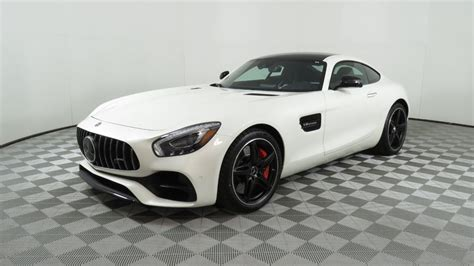 Mercedes Gt Coupe by 2018 New Mercedes Amg Gt S Coupe At Penske Automall