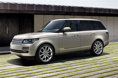Land Rover Introduces Much Improved 2013 Range Rover