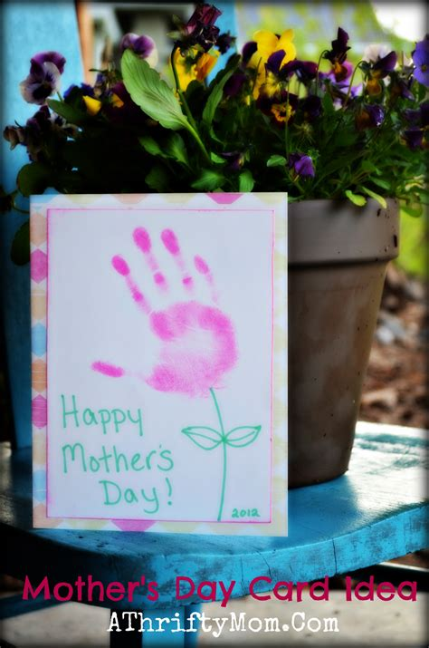mothers day card ideas mothers day ideas 15 ideas diy mothersday a thrifty