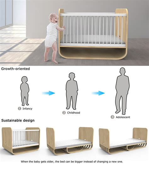 mini crib vs bassinet 10 cool and functional cribs for your baby design swan