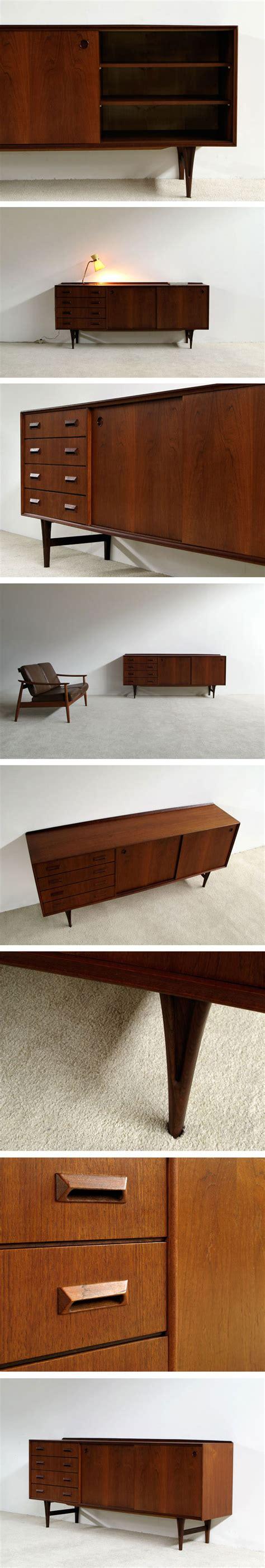 1960 modern furniture modern 1960 grained teak sideboard