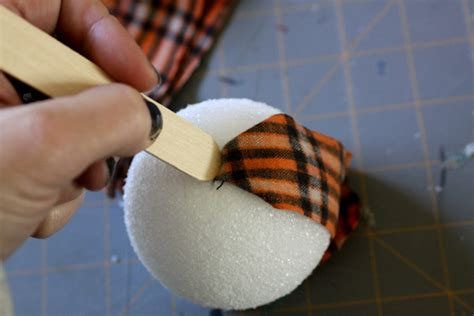 no sew crafts for no sew quilted pumpkins think crafts by createforless