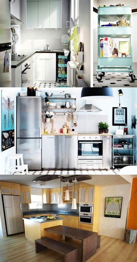 space saving ideas smart space saving ideas for small kitchens interior