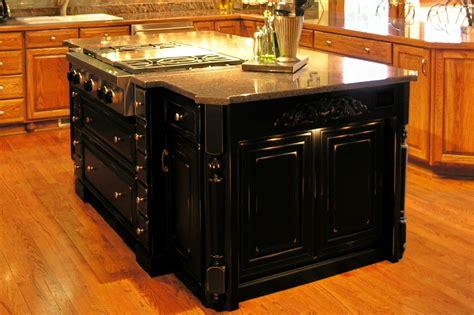 kitchen island with granite top black kitchen island with granite top style railing stairs and kitchen design