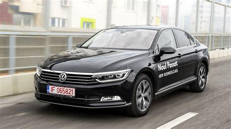 2015 Volkswagen Passat by 2015 Volkswagen Passat Review Autoevolution