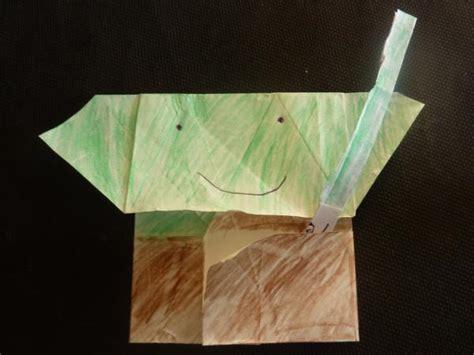 Sf Judoippons Origami Yoda Origami Yoda
