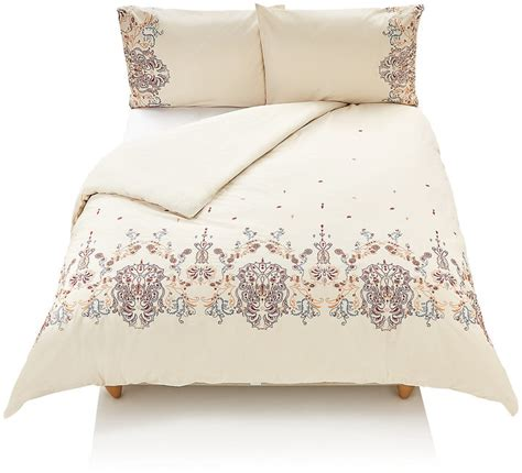 marks and spencers bedding sets marks and spencer zarah embroidered bedding set
