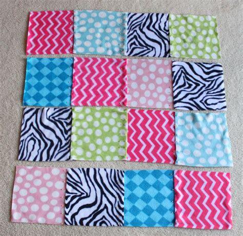 fleece craft projects 25 best ideas about fleece blankets on braids