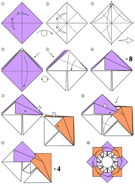 origami how to make children crafts origami a assembly design how