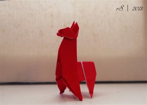 origami llama 656 best images about origami on