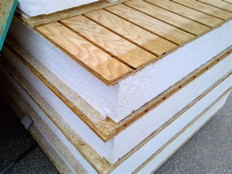 Structural Insulated Panel Home Kits structural insulated panels save money on energy penny