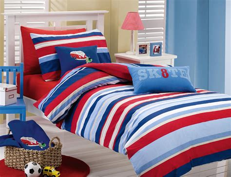 youth bedding sets for boys striped bedding for boys room boys striped bedding sets