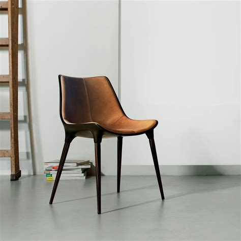 leather dining room chairs modern langham modern dining chair modloft