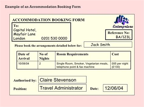 standard grade administration arranging and paying for