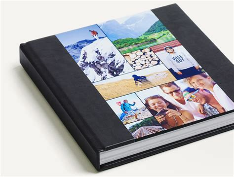 picture album book montage effortless photo books made with
