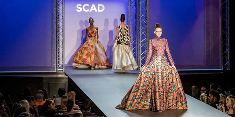 fashion show scad fashwknd 2017 scad fashion show scad